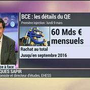 La minute de Jacques Sapir : Mario Draghi: Un beau discours et de belles formules