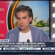 Made in Paris de Jean-Pierre Marois, Bains Douches