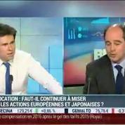 Quelle stratégie adopter sur les marchés ?: Frédéric Rollin –