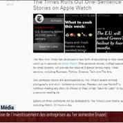 L'Apple Watch pourra-t-elle dominer le marché des montres connectées ?