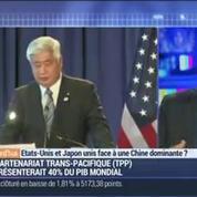Etats-Unis et Japon unis face à une Chine dominante ? (1/4)