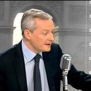 Bruno Le Maire est totalement opposé au cumul des mandats