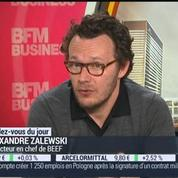 Le rendez-vous du jour: Alexandre Zalewski –