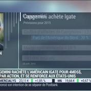 Capgemini rachète Igate pour 4 milliards de dollars: Paul Hermelin –