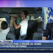 L'apprentissage, la clé du plein-emploi des jeunes européens: François Villeroy de Galhau –