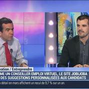 Jobijoba est un agrégateur d'offres d'emplois qui réunit 95 % des offres du marché sur son site: Thomas Allaire