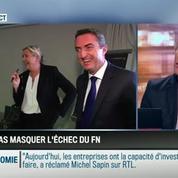 Le parti pris d'Hervé Gattegno : Les délires de Jean-Marie Le Pen ne doivent pas masquer l'échec du FN !