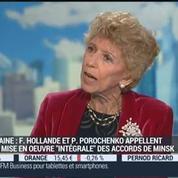Hélène Carrère d'Encausse, Académie française