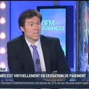 Guillaume Paul: L'armée française, bientôt en cessation de paiements ?
