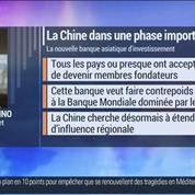 Marc Fiorentino: La Chine cherche à étendre sa zone d'influence régionale