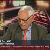 Yves Galland, PDG de Boeing France (3/3)