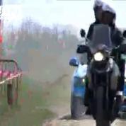 Cyclisme / La FDJ en reconnaissance sur les pavés de Paris-Roubaix