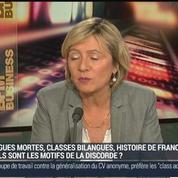 Frédérique Rolet, secrétaire nationale du SNES-FSU (3/3)