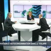 Innovation et autoconsommation dans le solaire: Gilles Berhault et Eric Sauvage (3/5) –