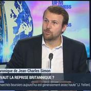Jean-Charles Simon: Peut-on parler d'une vraie reprise britannique ?