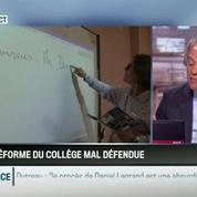 Le parti pris d'Hervé Gattegno: La réforme du collège est très défendable, mais elle est mal défendue !