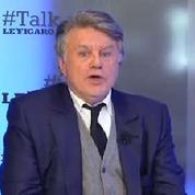 Gilbert Collard : «Marine Le Pen doit totalement se consacrer à la présidentielle»