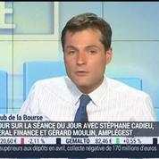 Le Club de la Bourse: Gérard Moulin, Stéphane Cadieu et Xavier Robert
