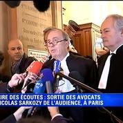La cour d'appel de Paris confirme la validité des écoutes téléphoniques de Nicolas Sarkozy