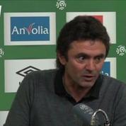 Lorient se maintient, Sylvain Ripoll est soulagé