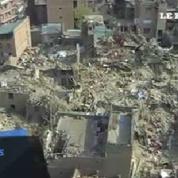 Népal : les dégâts impressionnants du séisme vus du ciel