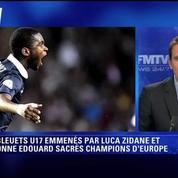 U17 : les mini-Bleus champions d'Europe !