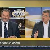 Malakoff Médéric: Guillaume Sarkozy