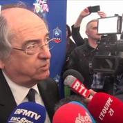 Lancement du FFF Tour, un an avant l'Euro 2016