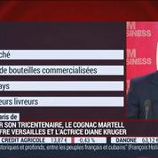 Le Paris de Philippe Guettat, Martell Mumm Perrier-Jouët