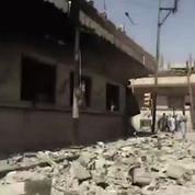 Aux mains de Daech depuis une semaine, Palmyre est en ruines