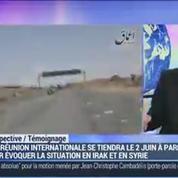 Comment l'Etat Islamique poursuit-t-il sa progression malgré les moyens militairesdéployés ?: Georges Malbrunot –