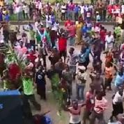 Burundi : scènes de joie après la tentative de coup d'État