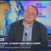 Jean-Marc Daniel: Bilan du Non au traité constitutionnel européen, 10 ans après