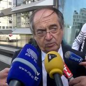Présidence de l'UEFA: Voter Blatter, ça mérite réflexion, estime Noël Le Graët