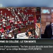 Le parti pris d'Hervé Gattegno : Les attaques contre Najat Vallaud-Belkacem sont totalement injustes, mais pas inacceptables