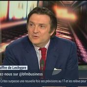 Emmanuel Lechypre: La France n'a payé que 3,35 milliards d'euros d'intérêt sur sa dette