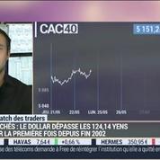 Le Match des Traders: Mathieu Cerrone VS Alexandre Baradez