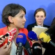 Réforme du collège: Nicolas Sarkozy n'a aucune leçon à donner, répond Najat Vallaud-Belkacem