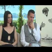 Tournage de The Lobster: C'était tellement étrange, raconte Colin Farell