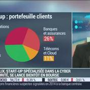 Wallix lance son introduction en Bourse: Jean-Noël de Galzain –
