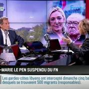 Le parti pris d'Hervé Gattegno: Avec ou sans Jean-Marie Le Pen, le FN est toujours loin d'être clair