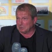 Montpellier s'impose sur le fil à Lens