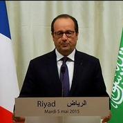 Hollande : «Le fichage d'élèves est contraire à toutes les valeurs de la République»
