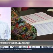 Nicolas Doze: Quid d'un retour au prélèvement à la source de l'impôt ?