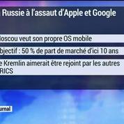 La Russie à l'assaut d'Apple et Google