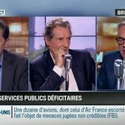 Brunet & Neumann : Le service public doit-il être rentable? –