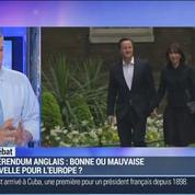 Nicolas Doze: Référendum anglais: Pour le climat politique européen, ce n'est pas une bonne nouvelle –