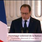 Hollande : «Face à l'humiliation, ils ont dit non»