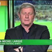 Jean Michel Larqué : Un titre très mérité