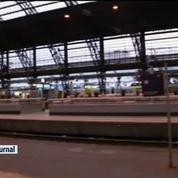 Mouvement de grève à la Deutsche Bahn